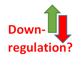Downregulation